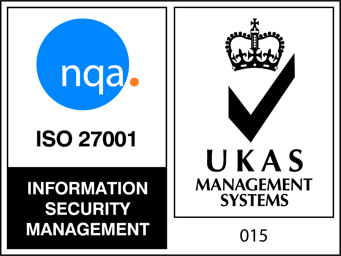 Concorde's ISO and UKAS accreditations